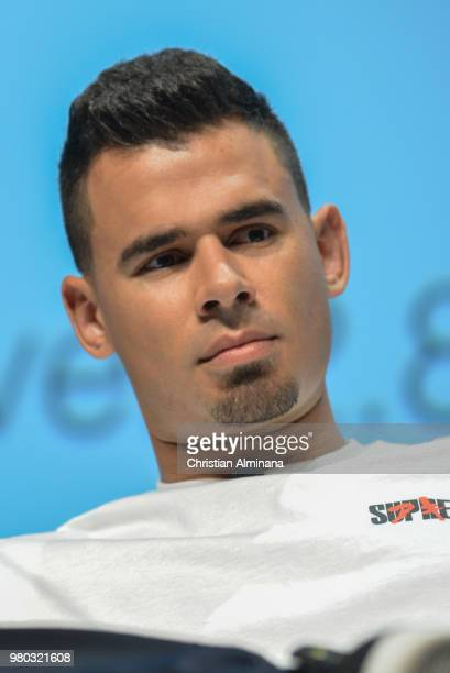 Producer DJ CEO LDH Europe Afrojack attends the Cannes Lions Festival 2018 on June 21 2018 in Cannes France