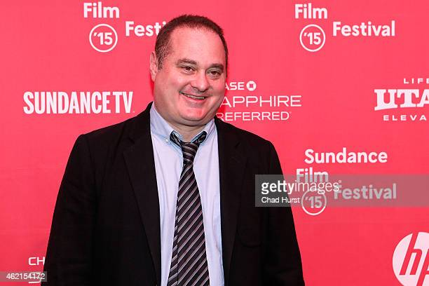 Producer Douglas Tirola attends the Drunk Stoned Brilliant Dead The Story Of The National Lampoon Premiere during the 2015 Sundance Film Festival at...