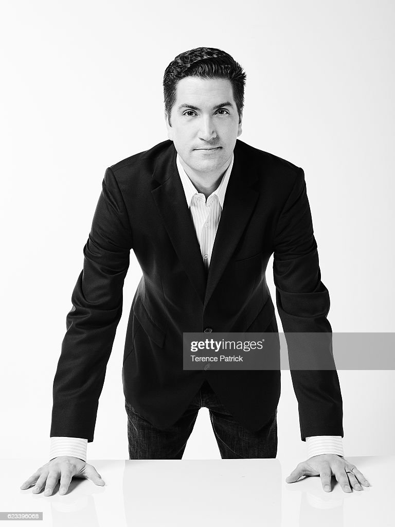 Producer Drew Goddard is photographed for Variety on October 20, 2016 in Los Angeles, California.