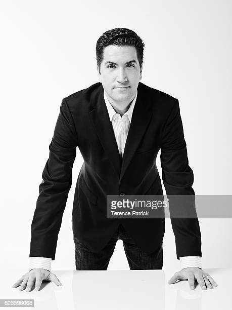 Producer Drew Goddard is photographed for Variety on October 20 2016 in Los Angeles California