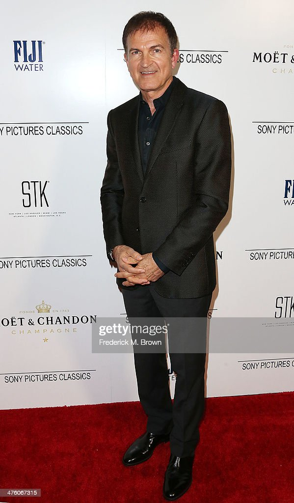Producer Edward Walson attends the Sony Pictures Classics' 2014 Oscar Dinner at the STK Steakhouse on March 1, 2014 in Los Angeles, California.