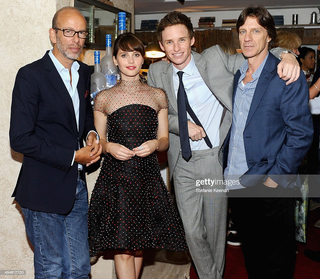 """""""The Theory Of Everything"""" TIFF Party Hosted By GREY GOOSE Vodka And Soho House Toronto"""