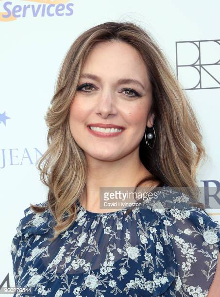 Producer Erica Hanson attends Uplift Family Services at Hollygrove's 7th Annual Norma Jean Gala at Hollygrove Campus on May 19 2018 in Hollywood...