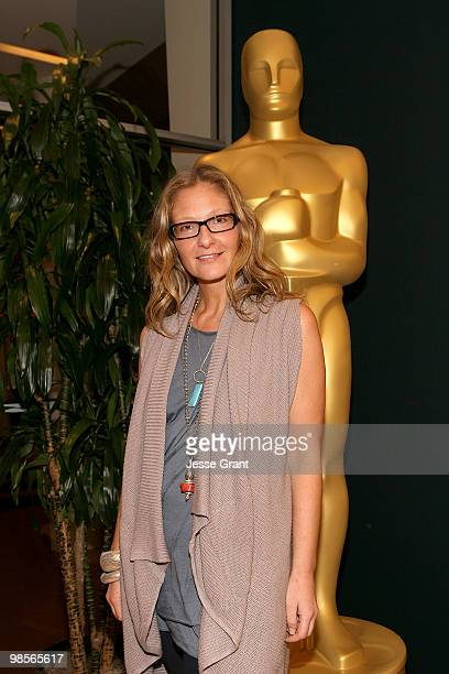 Producer Eva Orner attends part six of the AMPAS Oscar's Docs Screening Series on April 19 2010 in Hollywood California