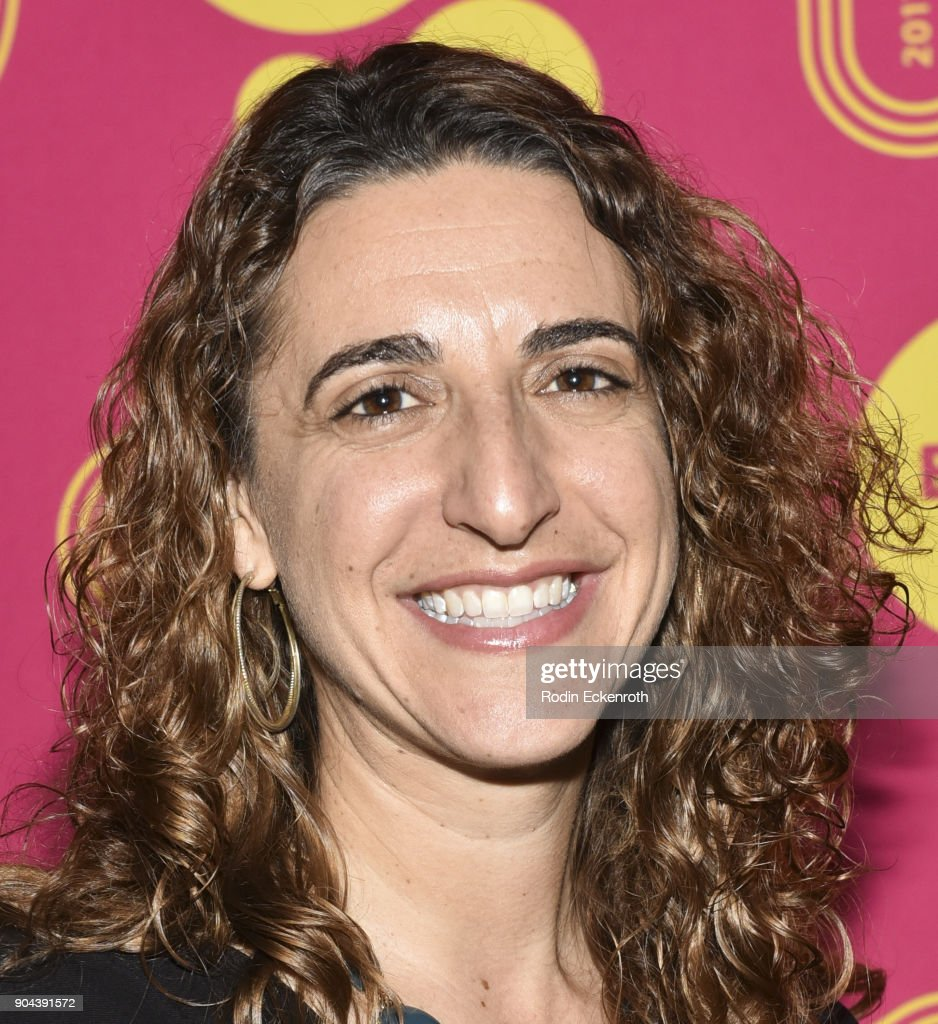 Producer Eva Price attends 'Small Mouth Sounds' opening night at The Eli and Edythe Broad Stage on January 12, 2018 in Santa Monica, California.