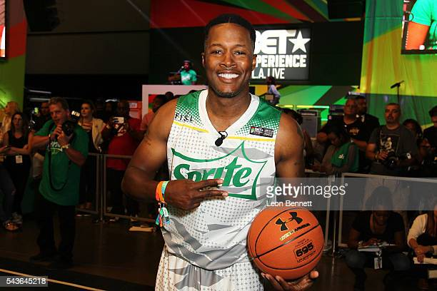 Producer Flex Alexander attends Make A Wish VIP Experience At BET Experience on June 23 2016 in Los Angeles California