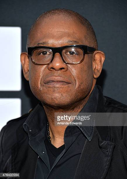 Producer Forest Whitaker attends the Los Angeles premiere of 'Dope' in partnership with the Los Angeles Film Festival at Regal Cinemas LA Live on...