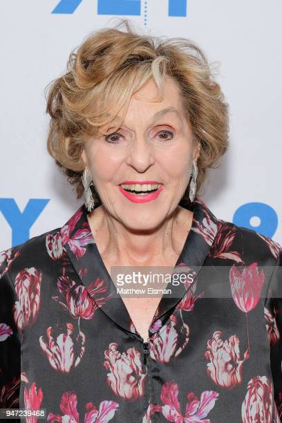 Producer Fran Weissler attends 92nd Street Y Presents The Women Of 'Waitress The Musical' at 92nd Street Y on April 16 2018 in New York City