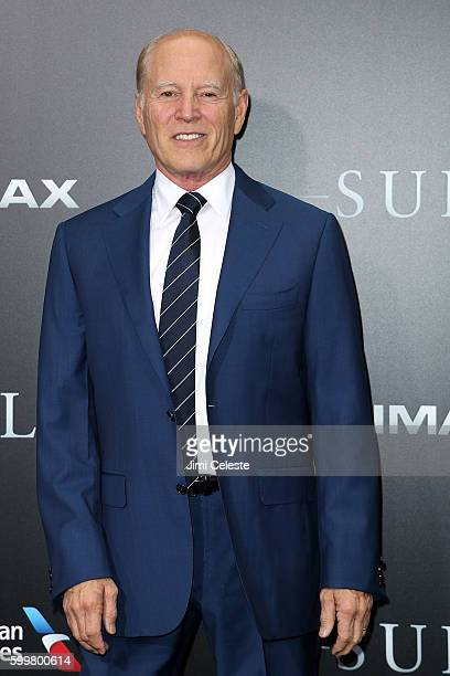 """Producer Frank Marshall attends The New York Premiere of Warner Bros. Pictures' and Village Roadshow Pictures' """"Sully"""" at Alice Tully Hall at Lincoln..."""