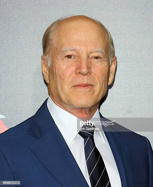 """Producer Frank Marshall attends the """"Sully"""" New York premiere at Alice Tully Hall, Lincoln Center on September 6, 2016 in New York City."""