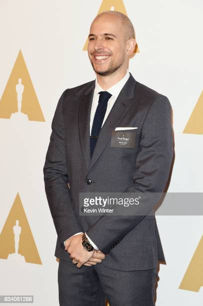 Producer Fred Berger attends the 89th Annual Academy Awards Nominee Luncheon at The Beverly Hilton Hotel on February 6 2017 in Beverly Hills...