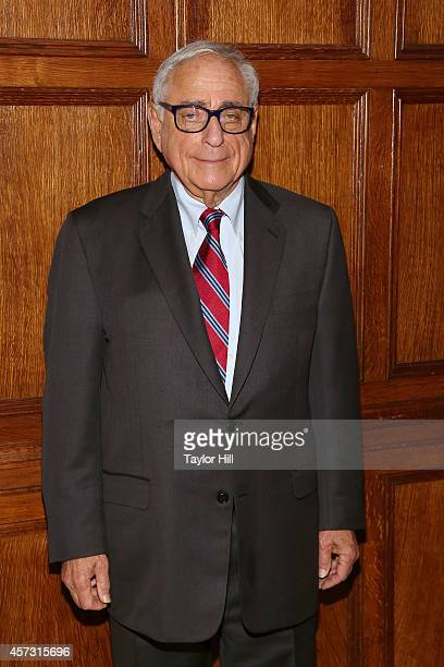 Producer Fred Silverman attends the 12th Annual Giants Of Broadcasting Awards at Gotham Hall on October 16 2014 in New York City