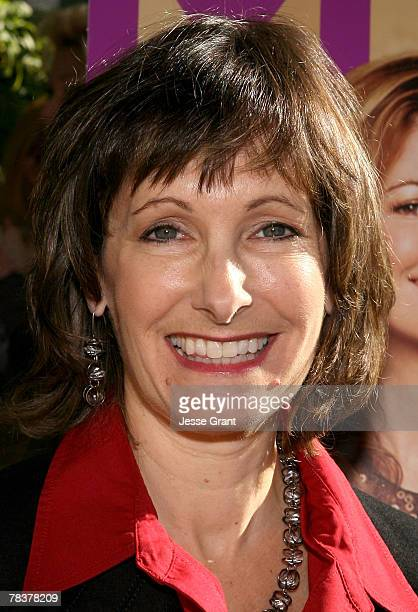 Producer Gale Anne Hurd at the More Magazine and Women In Film filmmaker luncheon at Chateau Marmont on December 10 2007 in West Hollywood California