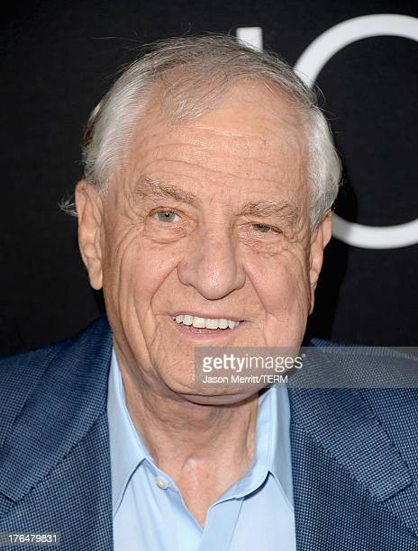 """Producer Garry Marshall arrives at the screening of Open Road Films and Five Star Feature Films' """"Jobs"""" at Regal Cinemas L.A. Live on August 13, 2013..."""