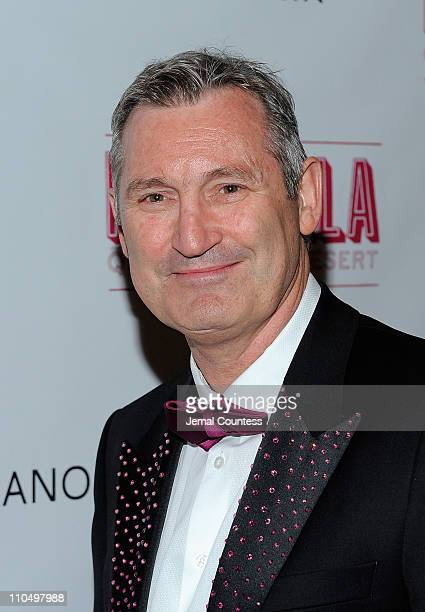 Producer Garry McQuinn attends the after party for the Broadway opening night of Priscilla Queen of the Desert The Musical at Pier 60 on March 20...