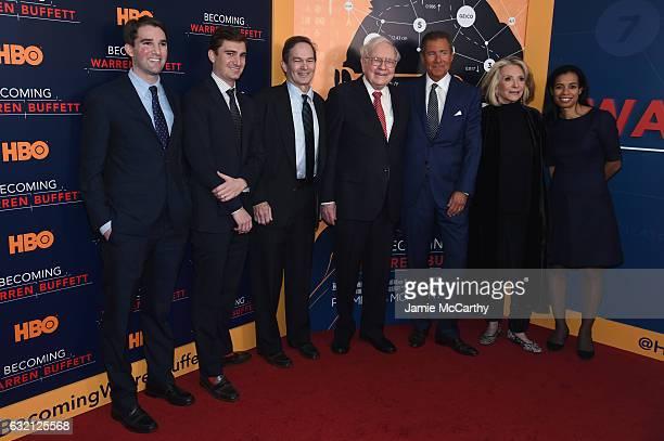 Producer George Kunhardt producer Teddy Kunhardt director/producer Peter Kunhardt Warren Buffett chairman and CEO of HBO Richard Plepler President...