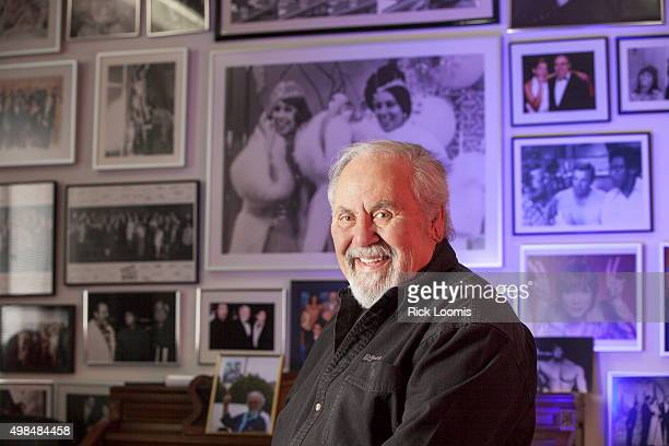 Producer George Schlatter is photographed for Los Angeles Times on April 4 2014 in Los Angeles California PUBLISHED IMAGE CREDIT MUST READ Rick...