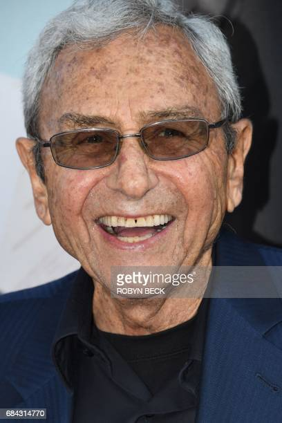 Producer George Shapiro attends the premiere of the HBO documentary If Youre Not In the Obit Eat Breakfast May 17 2017 at the Samuel Goldwyn Theatre...
