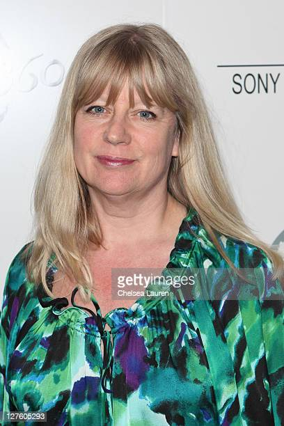 Producer Georgina Lowe arrives at the Sony Picture Classics 2011 Academy Awards Nominees Dinner at Andaz on February 26 2011 in West Hollywood...
