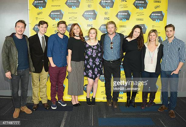 Producer Giles Andrew screenwriter Andrew Rothschild director Andy Landen actors Aly Michalka Sophi Bairley and Todd Lowe producers Ashleigh Phillips...