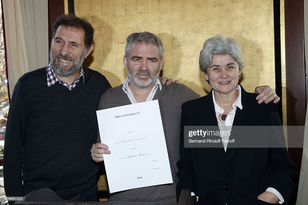 74th 'Prix Louis Delluc': Award Ceremony At the Fouquet's In Paris