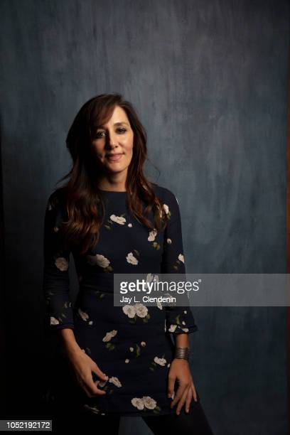 Producer Gillian Barnes is photographed for Los Angeles Times on September 9, 2018 in Toronto, Ontario. PUBLISHED IMAGE. CREDIT MUST READ: Jay L....