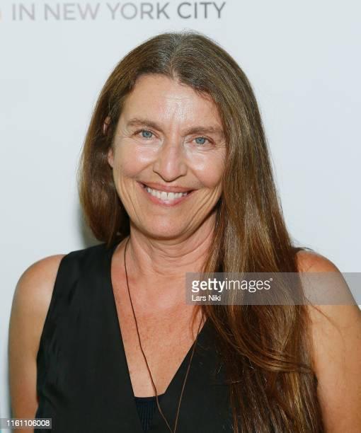 "Producer Ginger Sledge attends The Austin Film Society and Australian International Screen Forum ""Where'd You Go, Bernadette"" private dinner at..."