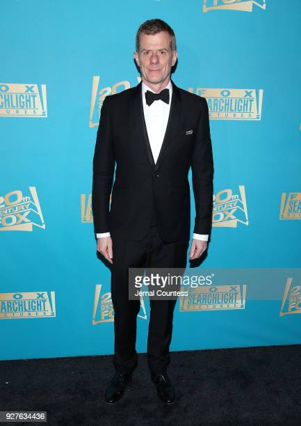 Producer Graham Broadbent attends the Fox Searchlight And 20th Century Fox Oscars PostParty on March 4 2018 in Los Angeles California