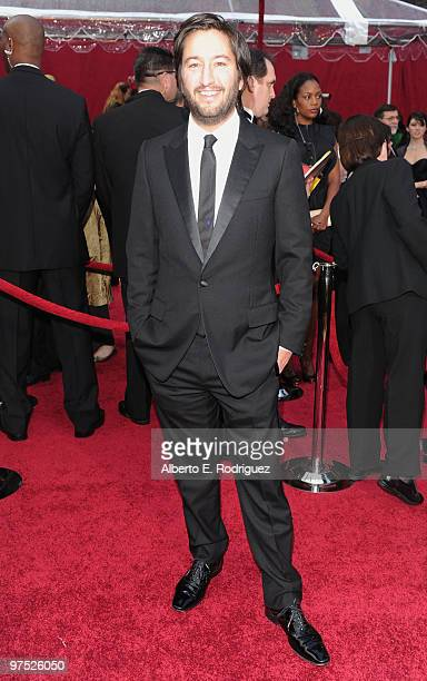 Producer Greg Shapiro arrives at the 82nd Annual Academy Awards held at Kodak Theatre on March 7 2010 in Hollywood California