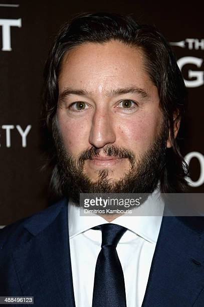 Producer Greg Shapiro attends the Dior Vanity Fair with The Cinema Society premiere of The Weinstein Company's The Immigrant at The Paley Center for...