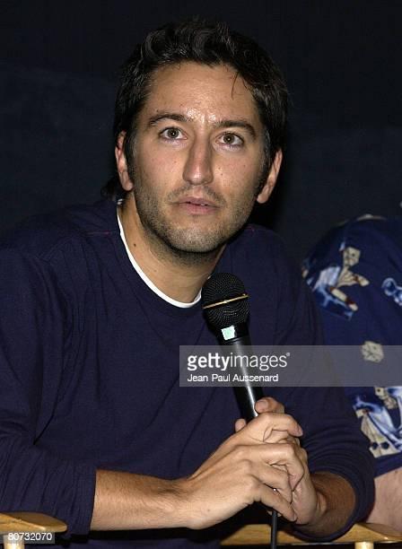 Producer Greg Shapiro