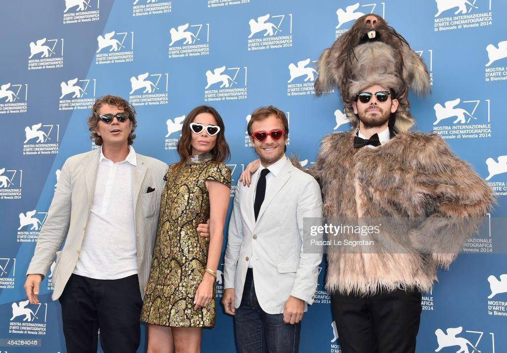 'Reality' - Photocall - 71st Venice Film Festival : News Photo