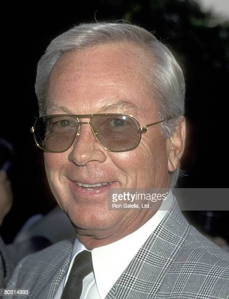 Producer Guy McElwaine attends the Party for Playboy Magazine on April 6 1995 at Playboy Mansion in Holmby Hills California