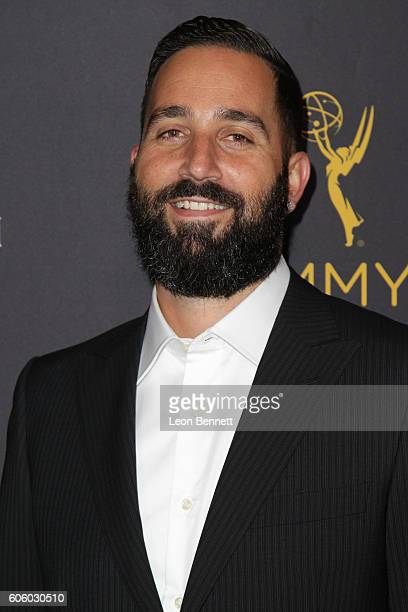 Producer Hale Rothstein arrived at the Television Academy Hosts Reception For EmmyNominated Producers Arrivals at Montage Beverly Hills on September...