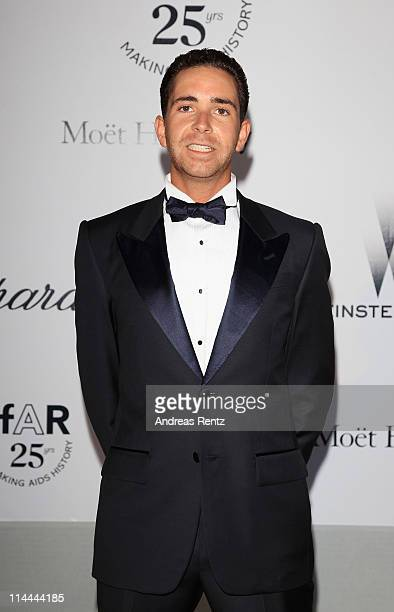 Producer Hamza Talhouni attends amfAR's Cinema Against AIDS Gala during the 64th Annual Cannes Film Festival at Hotel Du Cap on May 19, 2011 in...