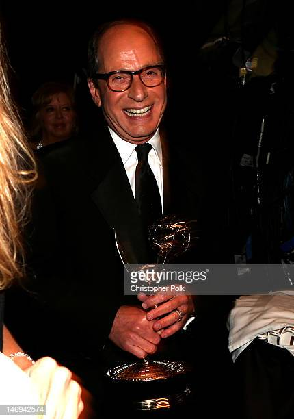 Producer Harry Friedman attends The 39th Annual Daytime Emmy Awards broadcasted on HLN held at The Beverly Hilton Hotel on June 23, 2012 in Beverly...