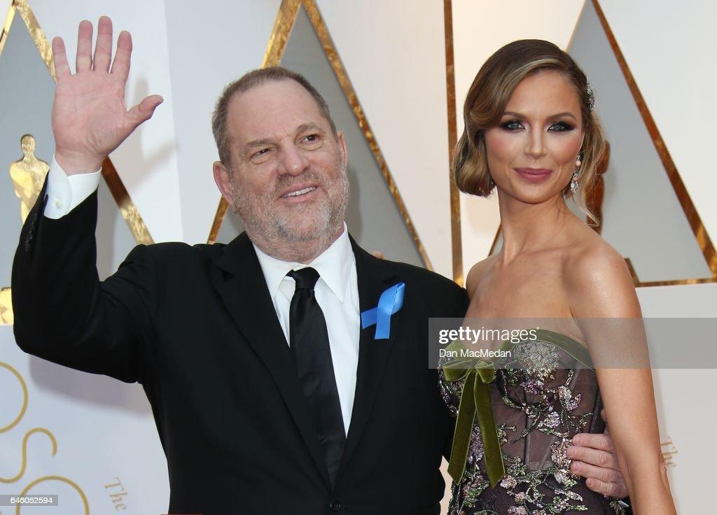 89th Annual Academy Awards - Arrivals : Foto di attualità