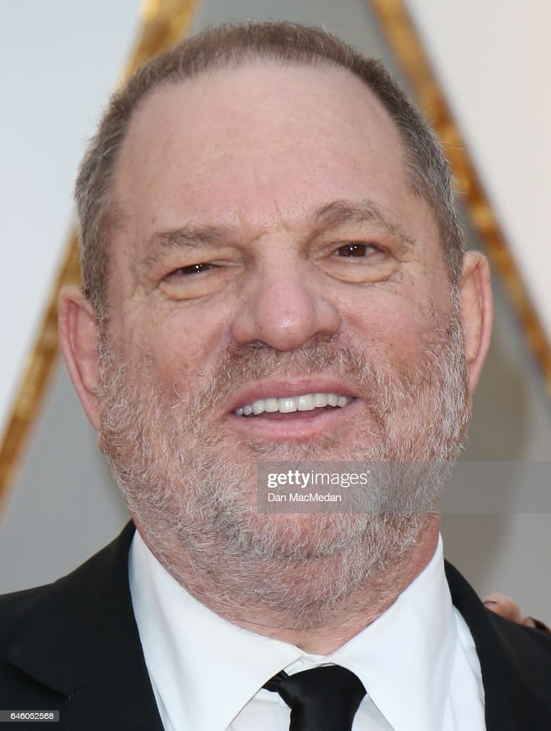 Producer Harvey Weinstein arrives at the 89th Annual Academy Awards at Hollywood & Highland Center on February 26, 2017 in Hollywood, California.