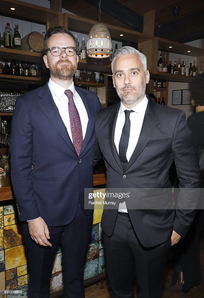 """David O'Russell and Lee Daniels host a special screening and reception of """"LION"""" celebrating director Garth Davis : News Photo"""