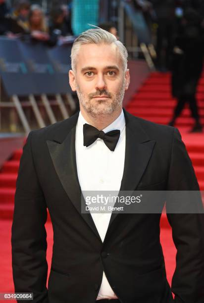 Producer Iain Canning attends the 70th EE British Academy Film Awards at Royal Albert Hall on February 12 2017 in London England
