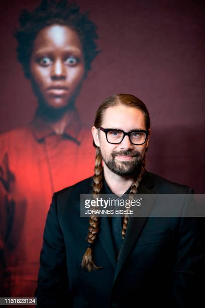 Producer Ian Cooper arrives for the New York premiere of 'US' at the Museum of Modern Art on March 19 2019 in New York City
