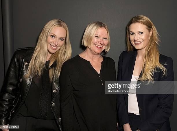 Producer Isabel Adrian of LaLa Studios editor of the book Sex Drugs DJ Birgitta Abrahamsson and producer Pia Lindstrom of Cult Collective team up to...