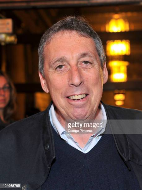 Producer Ivan Reitman arrives at Jeff Who Lives At Home Premiere at The Elgin during the2011 Toronto International Film Festival on September 14 2011...