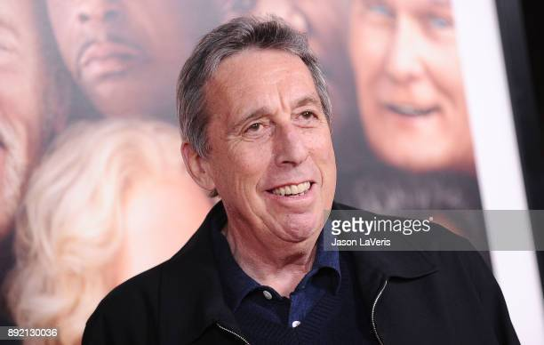 Producer Ivan Reitman attends the premiere of 'Father Figures' at TCL Chinese Theatre on December 13 2017 in Hollywood California