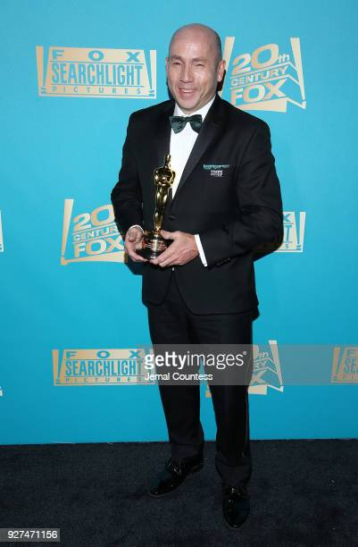 Producer J Miles Dale attends the Fox Searchlight And 20th Century Fox Oscars PostParty on March 4 2018 in Los Angeles California