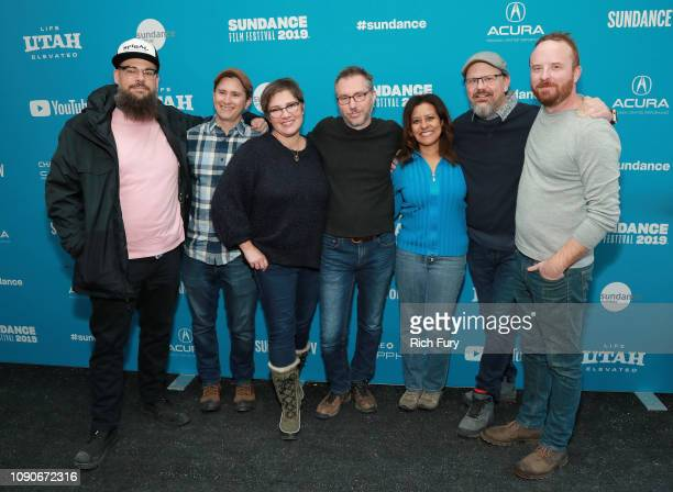 Producer James M Johnston executive producer Jonathan Duffy coproducer Amy Leigh Hubbard director/writer Paul Harrill and producers Theresa Steele...