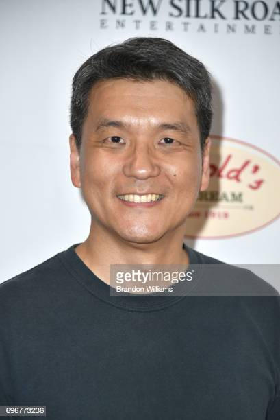 Producer James Su attends the theatrical release of Indican Pictures' Jasmine at Laemmle Monica Film Center on June 16 2017 in Santa Monica California