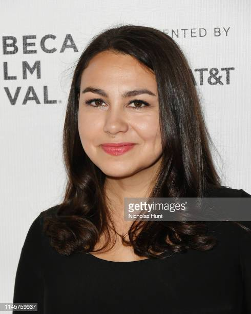 Producer Jamila Ephron attends the screening for Woodstock Three Days That Defined A Generation 2019 Tribeca Film Festival at Spring Studio on April...