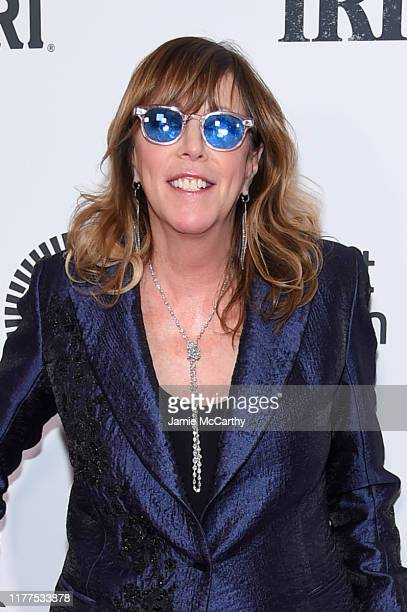 Producer Jane Rosenthal attends The Irishman screening during the 57th New York Film Festival at Alice Tully Hall Lincoln Center on September 27 2019...