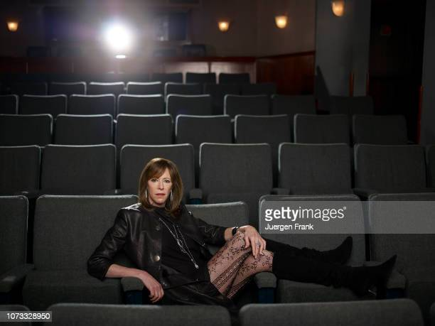 Producer Jane Rosenthal is photographed for IWC Watch Magazine on May 1 2013 in New York City
